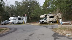 Blue Angel RV Site