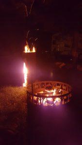 Moondance Jam 25 Campfire