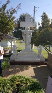 Elvis' final resting place