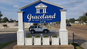 Entry to Graceland