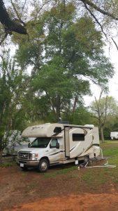 Andersonville GA RV Park