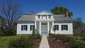 The Shirley House Restored