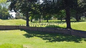 Cemetery at Vicksburg