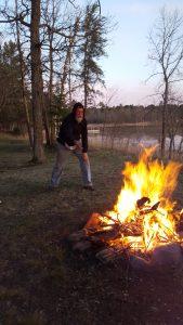 LoneStar firemaker