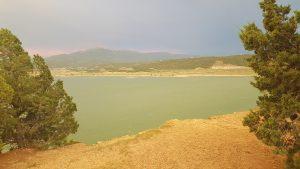 Trinidad Lake State Park