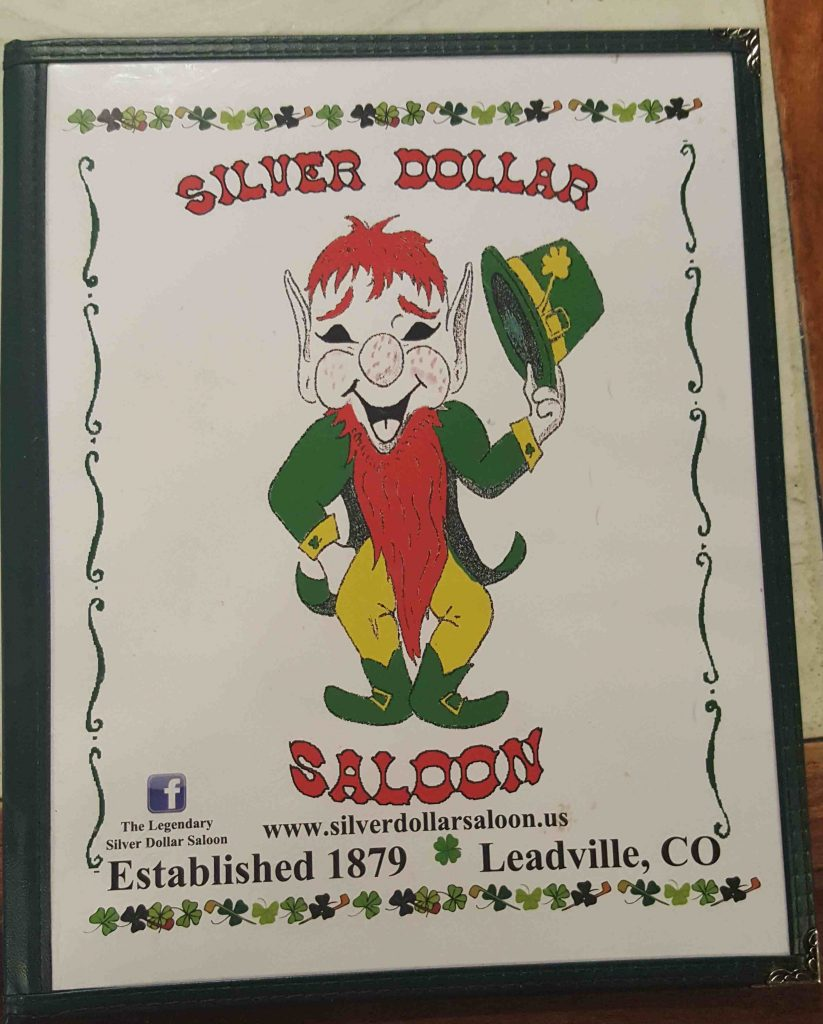 Silver Dollar Saloon, Leadville CO