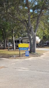 Campground Entry