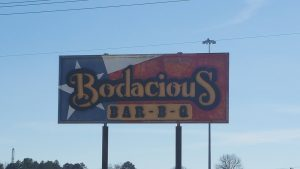 Bodacious Bar B Q Tyler Tx Lone Star Gypsy