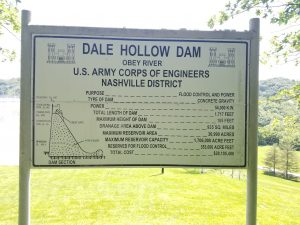 Dale Hollow Dam Stats