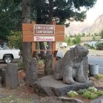 Lewis and Clark Campground, WA