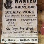 Wallace, Idaho, Silver Mining Town