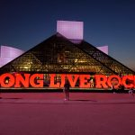 Rock and Roll Hall of Fame, Cincinnati, OH